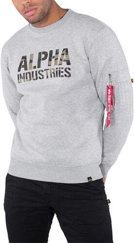 Alpha Industries Camo Print 176301 382 - Glami.sk 36e5298f782