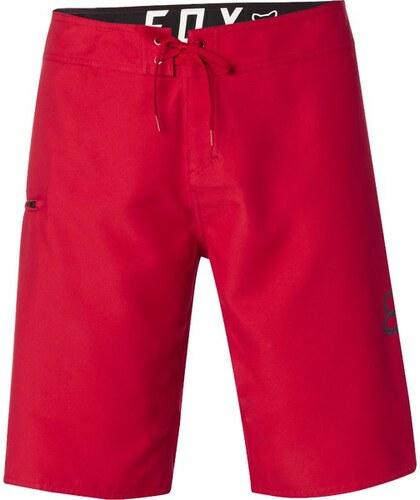 Pánské koupací šortky Fox Overhead Boardshort Dark Red 30 - Glami.cz 9b4ef8b7cd