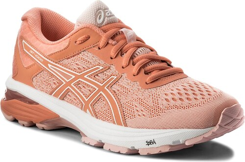 Topánky ASICS - GT-1000 6 T7A9N Seashell Pink Begonia Pink White 1706 d715727a50c