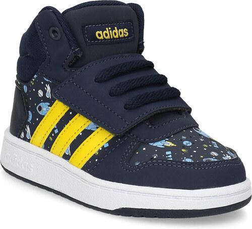 Adidas Chlapčenské modré členkové tenisky - Glami.sk a18cc039318