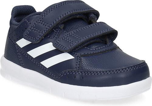 Adidas Modré tenisky na suchý zips - Glami.sk 59ac8451836