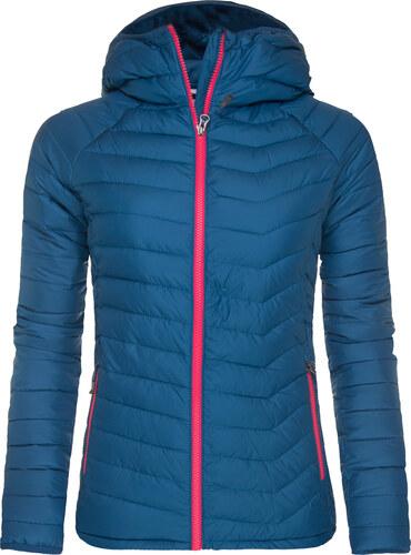 Zimní bunda dámská Columbia Powder Lite Hooded Jacket Phoenix Blue ... 80157a0ccae