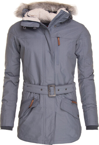 c71829050b9 Zimní kabát dámský Columbia Carson Pass II Jacket Grey Ash - Glami.cz