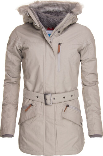 dba4fc0fda3 Zimní kabát dámský Columbia Carson Pass II Jacket Flint Grey - Glami.sk