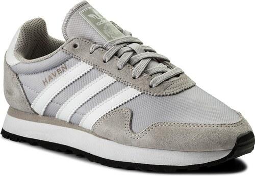 3612f89d673 Boty adidas - Haven BB2738 Lsogr Fwwht Cgrani - Glami.cz