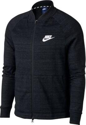 7ee84c6ac077 Nike M Nsw Jkt Av15 Knit čierna M - Glami.sk