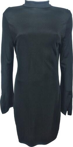 H M dámské černé šaty - Glami.cz f29ceeaf27
