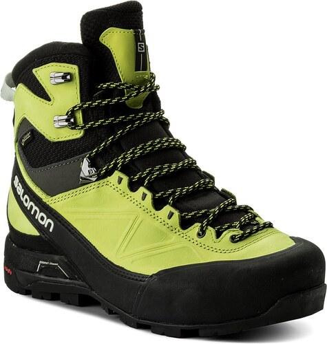 Trekingová obuv SALOMON - X Alp Mtn Gtx GORE-TEX 401651 27 G0 Black ... ae12189b65e
