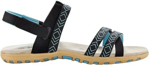 Blancheporte Športové sandále čierna - Glami.sk 1484d5f7f35
