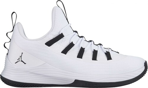 Pánské basketbalové Boty Jordan ULTRA FLY 2 LOW WHITE BLACK-WHITE ... 4e1ed081cd