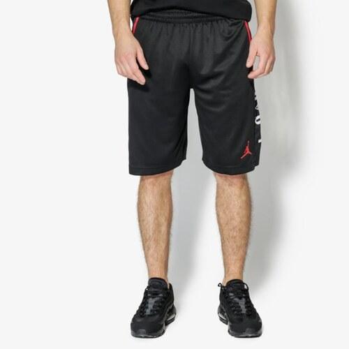 Jordan Nike šortky Rise Graphic Short Oblečenie šortky 888376-010 ... cf6eb2ac6d