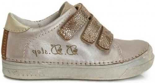 D.D.STEP kožená obuv 040-409AL champagne - Glami.sk 21028e37be9