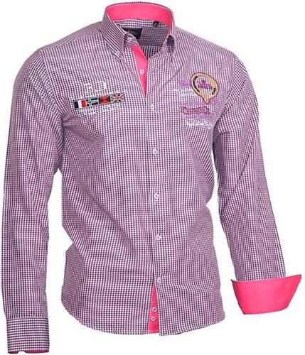 0dc7077e2f36 BINDER DE LUXE košeľa pánska 81401 luxusná - Glami.sk