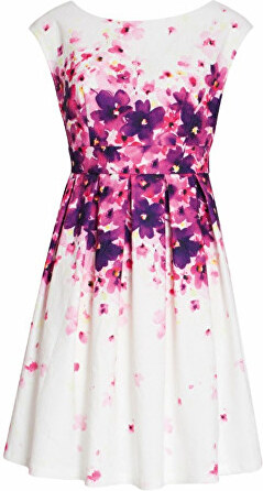 3d7432dee4d9 Smashed Lemon Dámske krátke šaty White 18201 01 - Glami.sk