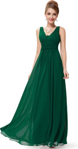 1d33920e809c Ever Pretty společenské šaty v zelené barvě - Glami.cz