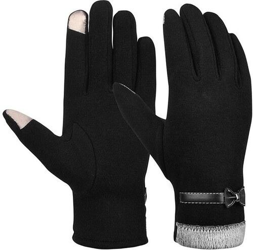 Cixi Dámské podzimní rukavice na dotykový displej - Glami.cz 4ef7455e09