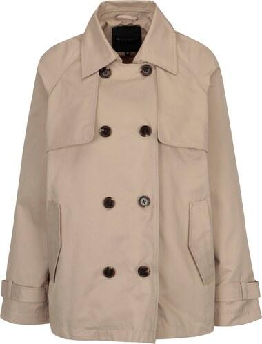 d9492e3077 Béžový dámsky krátky kabát Broadway Breena - Glami.sk