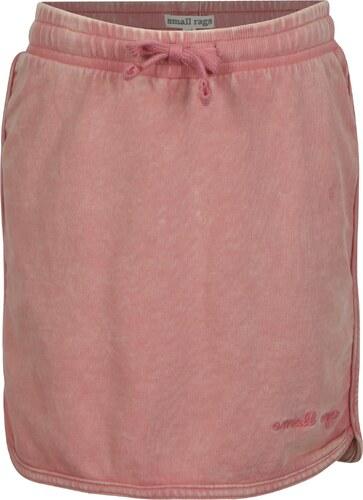 d1eea369ba85 Ružová tepláková dievčenská sukňa small rags Gerda - Glami.sk