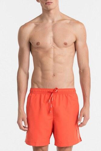 Calvin Klein oranžové pánské plavky Medium Drawstring - XL - Glami.cz 6253a209e4