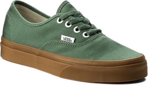 f3def5f782dd Teniszcipő VANS - Authentic VA38EMQ9V Duck Green/Gum - Glami.hu