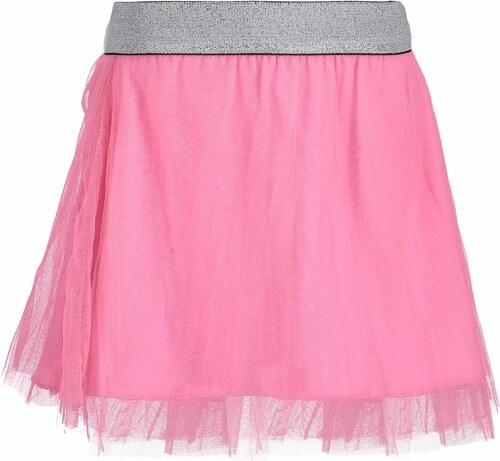 6aae679c9b90 Blue Seven Dievčenská tylová sukňa - ružová - Glami.sk