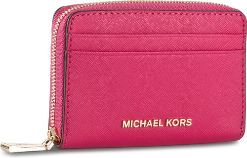 cc831102be Malá Dámska Peňaženka MICHAEL KORS - Money Pieces 32H7GF6Z5L Ultra Pink