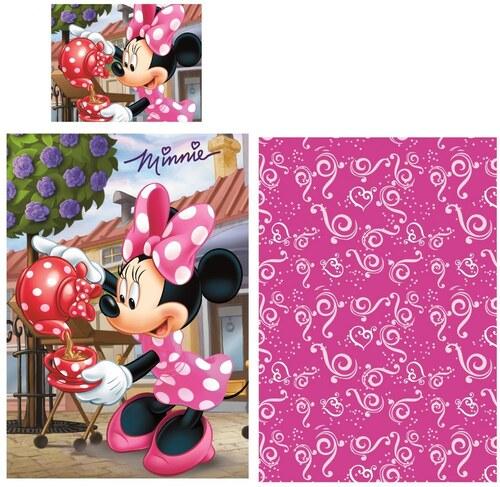 Disney Minnie ágyneműhuzat piknik 140x200cm 70x90cm - Glami.hu 006abfa406