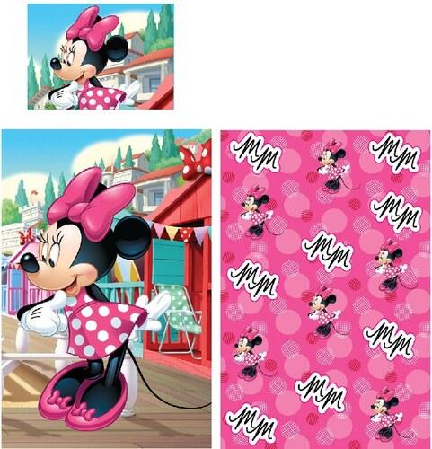 Disney Minnie egér ovis ágyneműhuzat 90x140cm 40x55cm - Glami.hu 5d197a8c35
