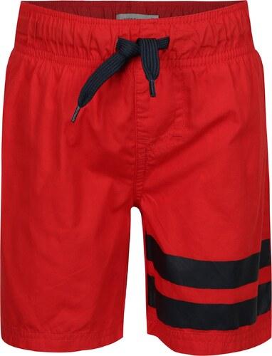 Červené chlapčenské plavky name it Zak - Glami.sk 2da8074775