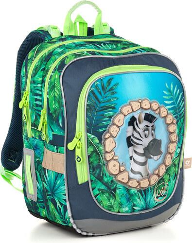 -12% Školní batoh ENDY 18010 B doprava zdarma e4b5dc363f
