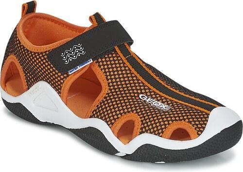 1041af4512dd Geox Športové sandále J WADER C Geox - Glami.sk