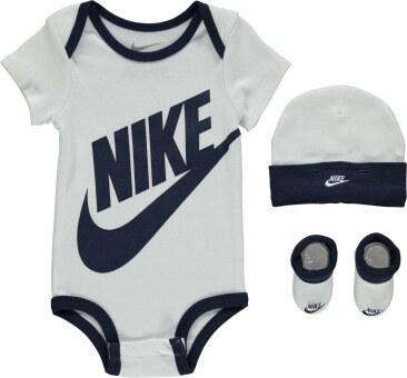 84ce1318d8f44 Triko Nike Futura Logo 3 Piece Set Babies - Glami.sk