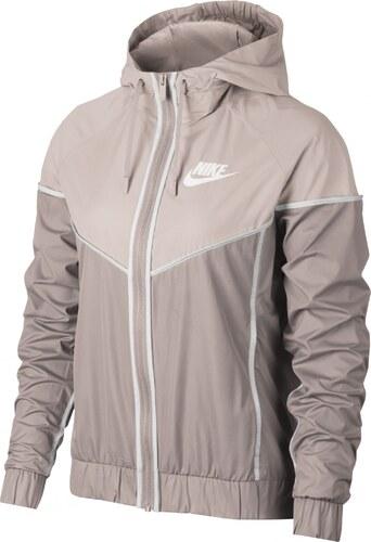Dámská Bunda Nike W NSW WR JKT PARTICLE ROSE BARELY ROSE WHIT - Glami.cz 9e5b712e70