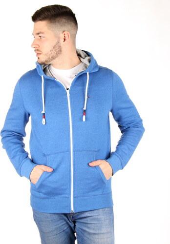 Tommy Hilfiger pánská modrá mikina Essential - Glami.sk 2269dbd915