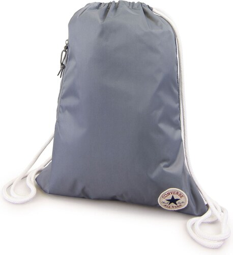 Converse Cinch Gym Bag Cool Grey - Glami.cz 80fb9dc53f