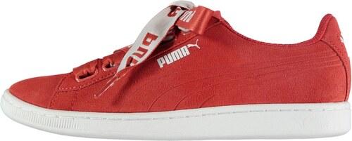boty Puma Vikky Ribbon dámské Red Coral - Glami.sk 761672b35