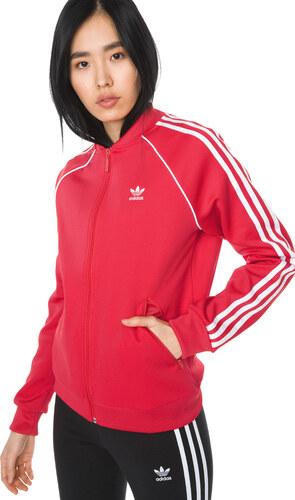f61e5d5395 Női adidas Originals SST Melegítő felső Piros - Glami.hu