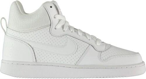 Dámské boty Nike Court Borough Bílé - Glami.cz 414eeef402