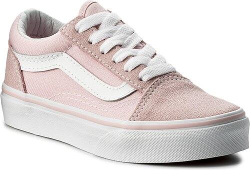 d35f9c95c0d0 Teniszcipő VANS - Old Skool VN0A38HBQ7K (Suede/Canvas) Chalk Pink ...
