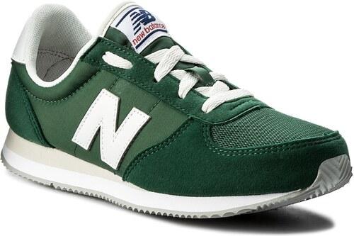 Sportcipő NEW BALANCE - KL220CGY Zöld - Glami.hu 21fea2a7e1