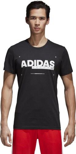 4db7efe7d6d Pánské Tričko adidas Performance ID LINEAGE BLACK - Glami.cz