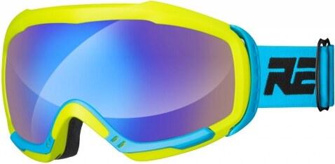 Lyžiarske okuliare Relax BONDY HTG32M matná neón žltá 63dc4214c66