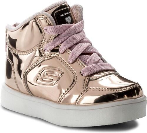 Outdoorová obuv SKECHERS - Lil Dazzlers 10857N RSGD Rose Gold - Glami.sk 46f5e12dc40