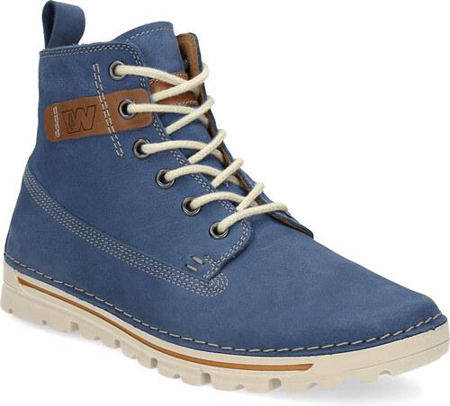 Weinbrenner Dámská kožená kotníčková obuv - Glami.cz 036c164981