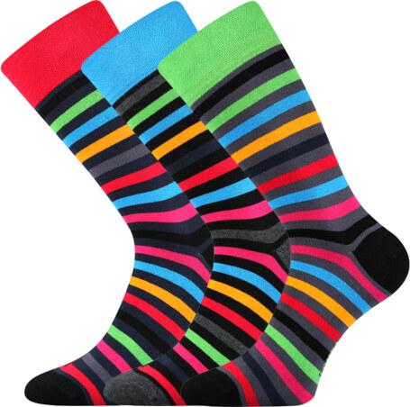 1422ad6f60a Lonka Společenské ponožky Deline 3 páry - Glami.cz