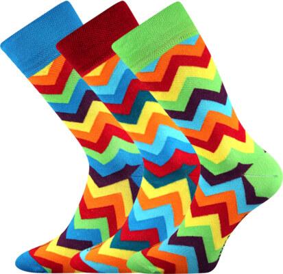 Lonka Společenské ponožky Watt 3 páry - Glami.cz df4ef2660c