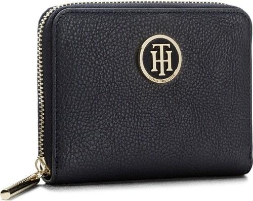 Nagy női pénztárca TOMMY HILFIGER - Th Core Compact Za Wallet AW0AW05190 413 ddd3ae2e90