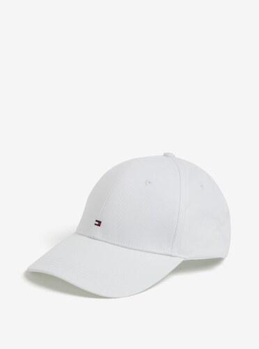 e6d762410f8 Bílá kšiltovka Tommy Hilfiger - Glami.cz