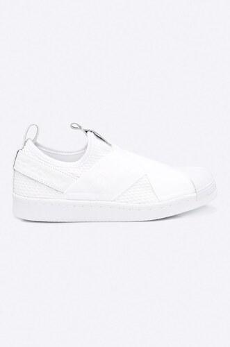 adidas Originals - Cipő Superstar Slipon - Glami.hu 6503dd725d