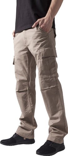 8ba7b73bafd9 Pánske kapsáčové nohavice URBAN CLASSICS Camouflage Cargo Pants beige